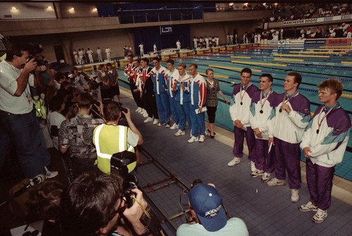 030 Swimming EM 1993 Sheffield