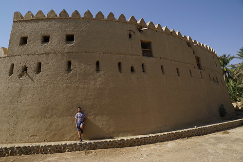 Hili Fort in Al Ain