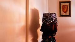 Childhood home, always a home. Third part. (Saâd Jebbour) Tags: childhood home nostalgia room bedroom orange light shade hogar nikon vsco 50mm casablanca maroc morocco summer 2017 saadjebbour