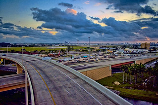 Miami International Airport, 2100 NW 42nd Avenue, Miami, Florida, USA