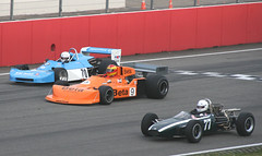 Bosch Hockenheim Historic 2014 - Urban Faessler on Cooper T77 and Sepp Mayer on March 761 and Josef Binder on Ralt RT1 (wolfgangzeitler.selb) Tags: bosch hockenheim historic 2014 urban faessler cooper t77 sepp mayer march 761 josef binder ralt rt1