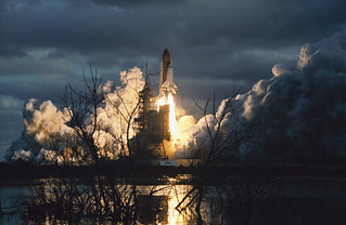 #TBT: STS-74 Launches – Nov. 12, 1995