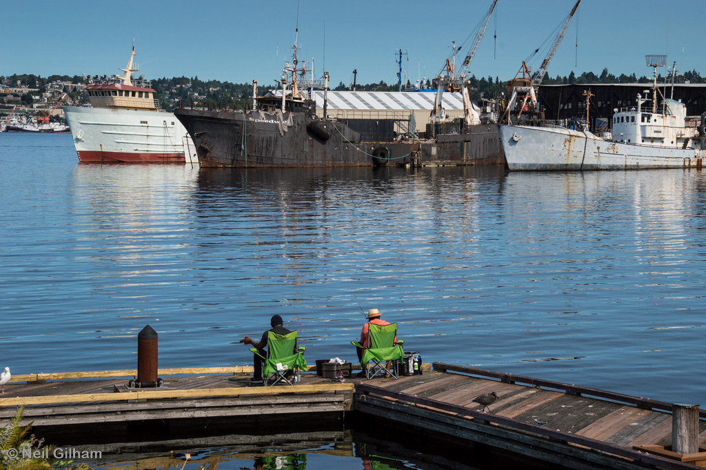 The world 39 s most recently posted photos of fishing and for Fishing boats seattle