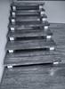Steps [BW]/Escalones [BN] (Modesto Vega) Tags: nikon nikond600 d600 fullframe monochrome blackwhite blancoynegro bw noiretblanc schwarzundweiss architecture arquitectura stair escalera cuenca spain españa museodearteabstractoespañol stone