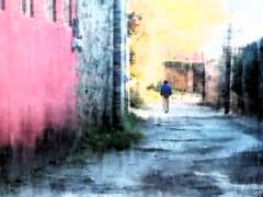 """""""perder los contornos"""" / """"To loose the boundaries"""" (ix 2017) Tags: calle street persona person intemperie outside multicolor edited editada ps méxico mexico morelos cuernavaca ahuacatitlán santamaría robertobolaño 2666 israfel67"""
