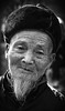 Wisdow of time and the value of life (gabrielfiuza) Tags: portrait china asia rural village blackwhite blackandwhite lights old beard time