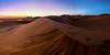 Sahara in der Morgendämmerung (jeglikerikkefisk) Tags: sahara merzouga ergchebbi marokko dämmerung morgendämmerung morgen sand sanddüne düne lichtundschatten keinemenschen