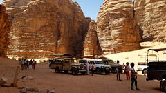 JORDANIA (Grace R.C.) Tags: jordania desierto wadirum desert paisaje