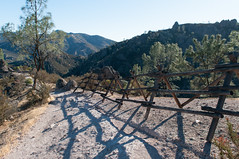 Fence (_quintin_) Tags: hiking fence pinnacles california
