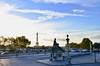 Paris, November 2017, Place de la Concorde (Waldek Przybylek) Tags: eiffla wieża widok zgody plac francja paryż tour france tower eiffel view concorde place paris
