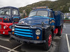 Heart of Wales run 2017 (Ben Matthews1992) Tags: bedford jtype tipper uly182 thompson heart wales road run classic commercial old vintage historic preserved preservation vehicle transport haulage lorry truck wagon waggon