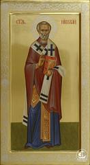 Свт. Николай Чудотворец (30х52)