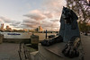 London_4 (Mark McDonald [blueelise]) Tags: london thames londoneye samyang fisheye river