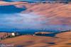 toscana4R-6 (Stanislav Don Simon) Tags: agro castle cloud fog italy sky sunrise sunset true tuscany деревня дерево закат замок италия небо облака пашня поле рассвет тоскана