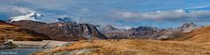 Panorama à la Réserve Naturelle de La Grande Sassière (corinnemorand) Tags: savoie savoiemontblanc tarentaise auvergnerhônealpes alpes alps tignes montagne mountain mountainlake barrage landscape landscapephotography lac lake réservenaturelledelagrandesassière randonnée hiking frenchalps