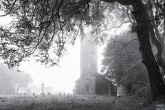 St Michael & All Angels Church, Dartmoor (Sascha Selli) Tags: canoneos1dsmarkiii dartmoor england europe church fog mist
