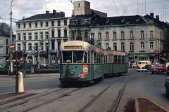 STIC 412-8 (Public Transport) Tags: stic charleroi tram tramway