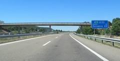 A-23-65 (European Roads) Tags: a23 huesca zuera zaragoza españa aragón spain autovía
