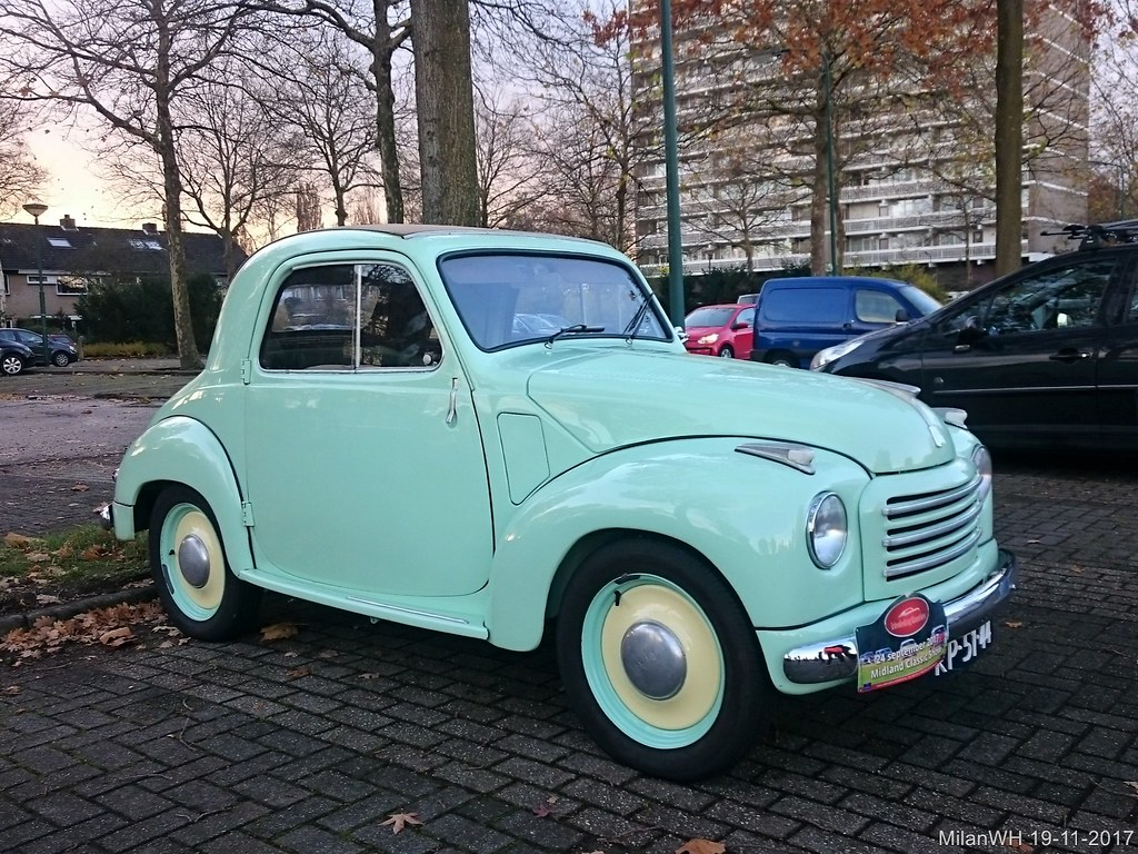 The Worlds Newest Photos Of 500c And Topolino Flickr Hive Mind 1954 Fiat 500 For Sale Rp 51 44 Milanwh Tags