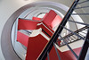 Bevin Court | Around Finsbury-9 (Paul Dykes) Tags: finsbury london england uk city urban landscape bevincourt tecton bertholdlubetkin modernistarchitecture modernist modernism lenin postwar architecture staircase stairwell constructivist constructivism