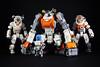 Construction Mech-Yeti (LEGO 7) Tags: construction mech yeti lego moc space ape