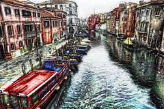 Chioggia - Veneto - Italia (Antonio-González) Tags: chioggia italia veneto canales turismo angovi