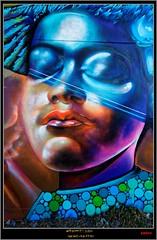 Graffiti Characters (pharoahsax) Tags: graffiti mainzkastel mainz kastel wb pmbvw bw hessen süden deutschland kunst art streetart street urban urbanart paint graff wall germany artist legal mural painter painting peinture spraycan spray writer writing artwork tag tags worldgetcolors world get colors