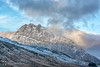 Tryfan (alundisleyimages@gmail.com) Tags: tryfan ogwenvalley wales snowdonia glyderaugroup thegreatoutdoors thegreatbritishcountryside mountains ridge hillwalking climbing outdoorpersuits winter weather cold ice snow rock adamandeve leapoffaith clouds sunrise mountaineering mountainrescue frost