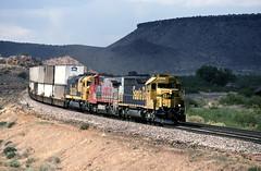 Westbound at Valentine (sooline502a) Tags: arizona santafe