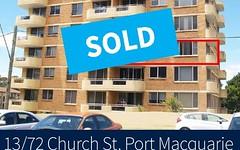 13/72 Church Street, Port Macquarie NSW
