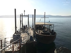 43 - Sétahajózása a Galileai - tengeren / Vyhliadková plavba na Genezaretskom jazere