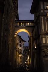 Florence (Alessia Di Palo) Tags: florence santa maria novella vicoli life evening raining day