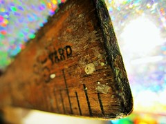 Macro Mondays: Yardstick (seanwalsh4) Tags: ridgleyyardstick macromondays stick themestick 36inches yard macro vintage wooden old fashioned oldfashioned draper tailor decorator imperial feet inches yards seanwalsh oneinchhigh