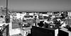 Morocco in Black and White (wojofoto) Tags: morocco marokko zwartwit schwarzweiss blackandwhite streetphoto straatfoto wojofoto wolfgangjosten monochrome tanger tangier buildings