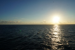 "Sunrise Near Grand Cayman • <a style=""font-size:0.8em;"" href=""http://www.flickr.com/photos/28558260@N04/38985895611/"" target=""_blank"">View on Flickr</a>"