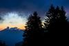 IMG_0876 (Alexis Dombek) Tags: nature ciel couchédesoleil arbre sapin montagne gourette