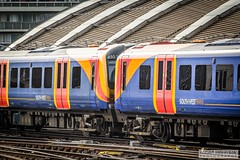 LondonWaterlooRailStation2017.10.31-50 (Robert Mann MA Photography) Tags: londonwaterloorailstation londonwaterloostation londonwaterloo waterloorailstation waterloostation waterloo lambeth londonboroughoflambeth london greaterlondon station trainstation trainstations railwaystation railstation railwaystations railstations railway railways architecture train trains city centre cities londoncitycentre 2017 tuesday autumn 31stoctober2017 networkrail networkrailwaterloo southwesttrains southwesternrailway class450 desiro class450desiro class444 class444desiro class707 desirocity class707desirocity class458 juniper class458juniper class455 class456 class159 southwesternturbo class159southwesternturbo