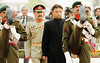 EXHAUSTED: President Musharraf retires from the army, 2007 (Doc Kazi) Tags: islamabad pak