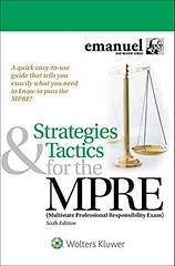 [PDF] DOWNLOAD Strategies   Tactics for the Mpre: (Multistate Professional Responsibility Exam) (BOOKSYZQYYBCAE) Tags: pdf download strategies
