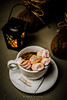 'Tis the season! (Ewald Photography) Tags: nikon d750 sigma art chocolate marshmallow candle santa christmas winter cold warm love food photography ewald gruescu foodporn