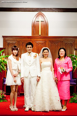 Sueb Sampanthawong Church Wedding (NET-Photography | Thailand Photographer) Tags: 1 1dmarkiii 2009 2470mm 5ซอยศรีเวียงsurasakrd 800 bangrak ef2470mmf28lusm eos1dmarkiii sampanthawong sueb suebsampanthawongchurch bangkok canon church ef f28 iso iso800 marriage may netphotography np photographer professional service silom suebsamphanthawongchurch thailand up wedding th