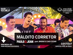 Breno e Caio Cesar - Paulo e Jean - Maldito Corretor (2017) (portalminas) Tags: breno e caio cesar paulo jean maldito corretor 2017