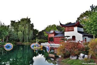 Jardin Botanique de Montréal - Jardin de Chine