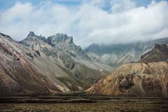 Icelandic Mountains - Iceland (Toine B.) Tags: mountain colors iceland islande paysage landscape nikon d750 sigma 70200