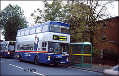 2729 (A729 UOE) ((Stop) The Clocks) Tags: 2729 a729uoe mcw mcwmetrobus washwoodheathgarage lastfleetlineday leylandlynx wmpte travelwestmidlands louise