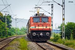 Sprinter (Muthu 16674) Tags: railfanning railways erode ed cbe coimbatore mas chennai indianrailways southernrailway