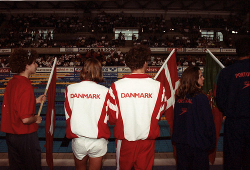 160 Swimming EM 1993 Sheffield