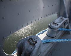 Lines_101567 (gpferd) Tags: boat libertyship river ssjohnwbrown vehicle water baltimore maryland unitedstates us