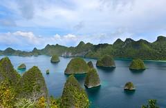 Raja Ampat (torchuck) Tags: raja ampat landscape sunset travel indonesia