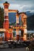 fountain (Fayo0rah) Tags: lake fountain austria zell am see nikon 810